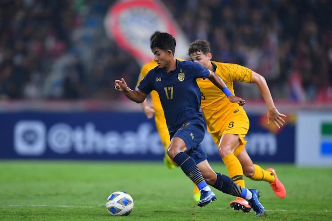Soi kèo U23 Australia vs U23 Bahrain