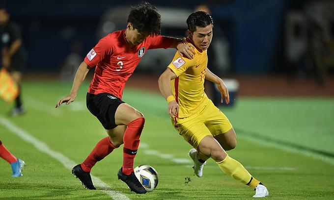Soi kèo U23 Hàn Quốc vs U23 Jordan