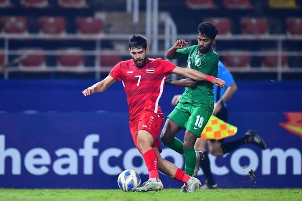 Soi kèo U23 Thái Lan vs U23 Saudi Arabia