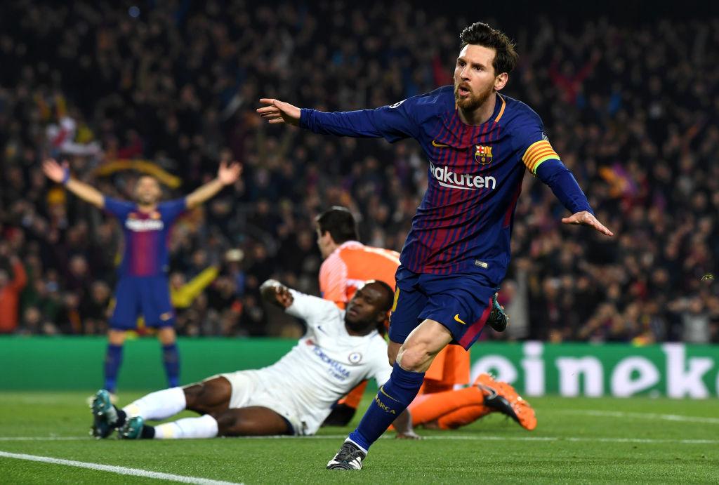Soi kèo Barcelona vs Eibar