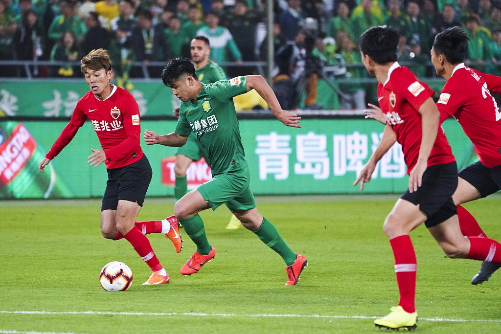 Soi kèo Chiangrai vs Beijing Guoan