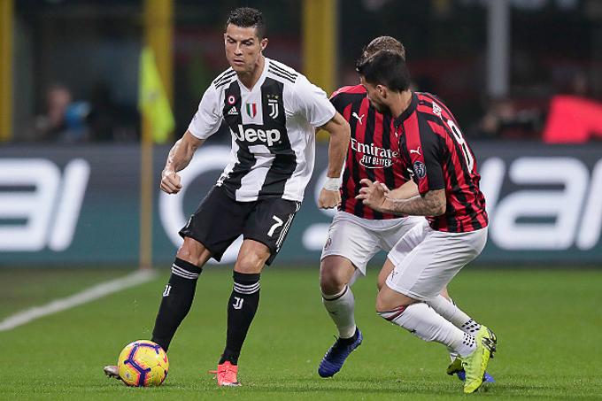 Soi kèo Milan vs Juventus
