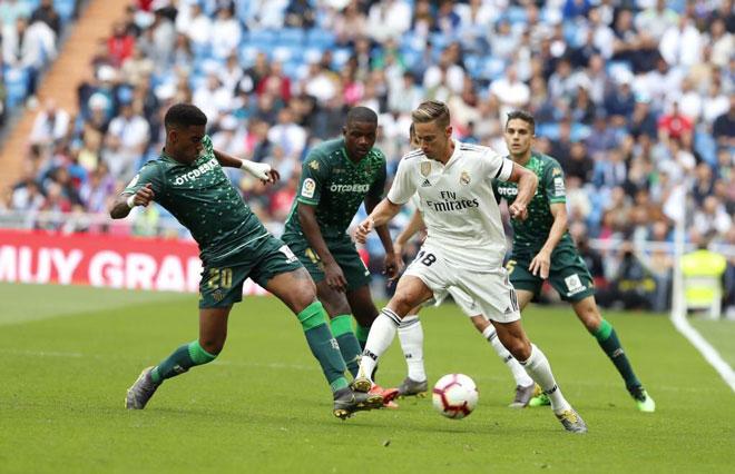 Soi kèo Osasuna vs Real Madrid