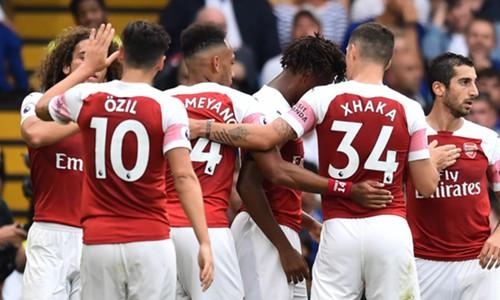 Arsenal sau vòng 3 Ngoại hạng Anh – Nhiều vấn đề còn tồn đọng