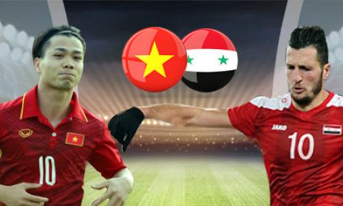 Soi kèo U23 Syria vs U23 Việt Nam, 19h30 ngày 27/8