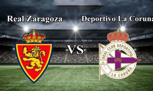 Link Sopcast, Acestream Zaragoza vs Derpotivo, 2h ngày 13/9/2018
