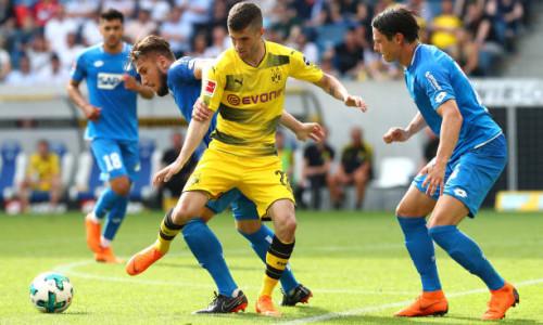 Soi kèo Hoffenheim vs Dortmund, 20h30 ngày 21/9 – Bundesliga 2018/19
