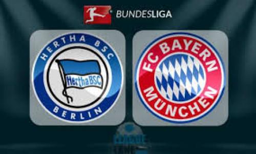 Link Sopcast, Acestream  Hertha Berlin vs Bayern Munich, 01h30 ngày 29/9/2018