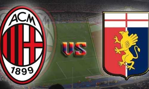 Link Sopcast, Acestream AC Milan vs Genoa, 02h30 ngày 01/11/2018