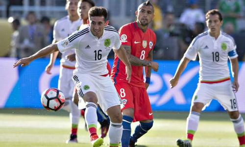 Soi kèo Mexico vs Chile, 08h45 ngày 17/10 – Giao hữu quốc tế