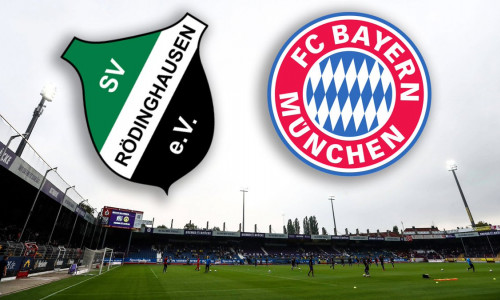 Link Sopcast, Acestream Rodinghausen vs Bayern Munich, 02h45 ngày 31/10/2018