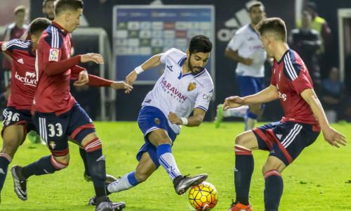Soi kèo Zaragoza vs Osasuna, 2h00 ngày 9/10 – Segunda 2018/19