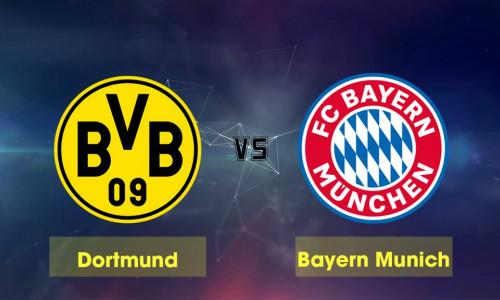 Link Sopcast, Acestream Dortmund vs Bayern Munich, 00h30 ngày 11/11/2018