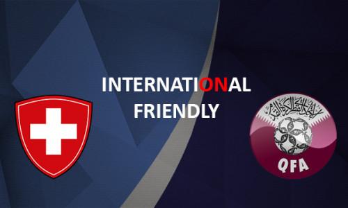 Link Sopcast, Acestream Thụy Sỹ vs Qatar, 01h00 ngày 15/11/2018