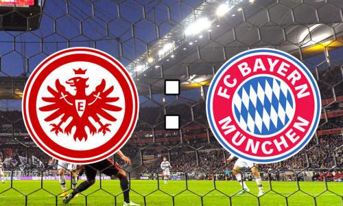 Link  Sopcast, Acestream Eintracht Frankfurt vs Bayern Munich, 00h30 ngày 23/12/2018