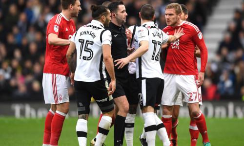 Kèo nhà cái Derby County vs Nottingham Forest – Soi kèo bóng đá 2h45 ngày 18/12/2018