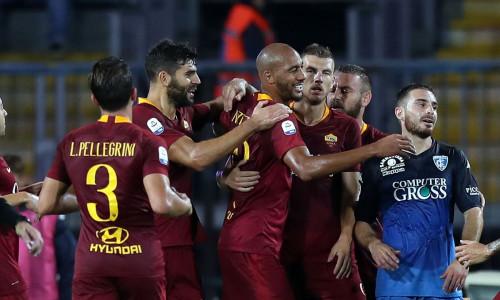 Kèo nhà cái Roma vs Empoli – Soi kèo bóng đá 02h30 ngày 12/03/2019