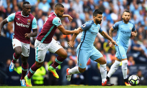 Link sopcast, acestream Man City vs West Ham 19h30 ngày 17/07/2019