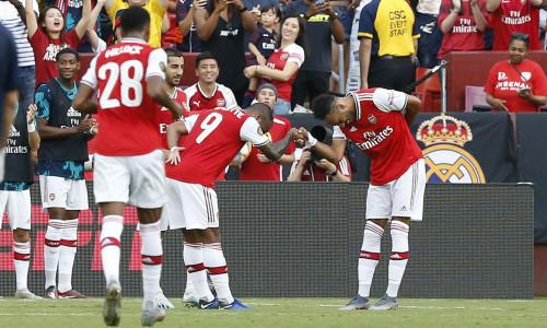 Tỷ lệ soi kèo nhà cái Arsenal vs Lyon 21h15 ngày 28/7