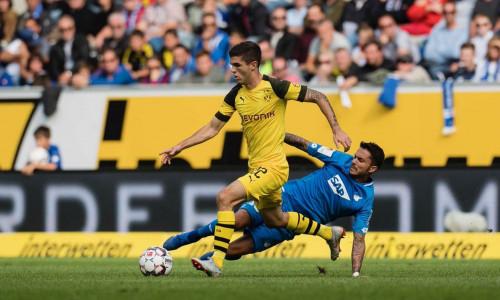 Kèo nhà cái, soi kèo Dortmund vs Hoffenheim, 21h30 ngày 13/2 Bundesliga