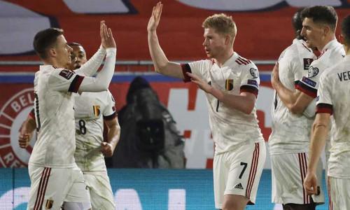 Kèo nhà cái, soi kèo Bỉ vs Belarus 01h45 ngày 31/3, Vòng loại World Cup 2022