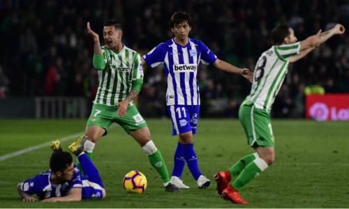 Kèo nhà cái, soi kèo Betis vs Alaves, 03h00 ngày 9/3 La Liga